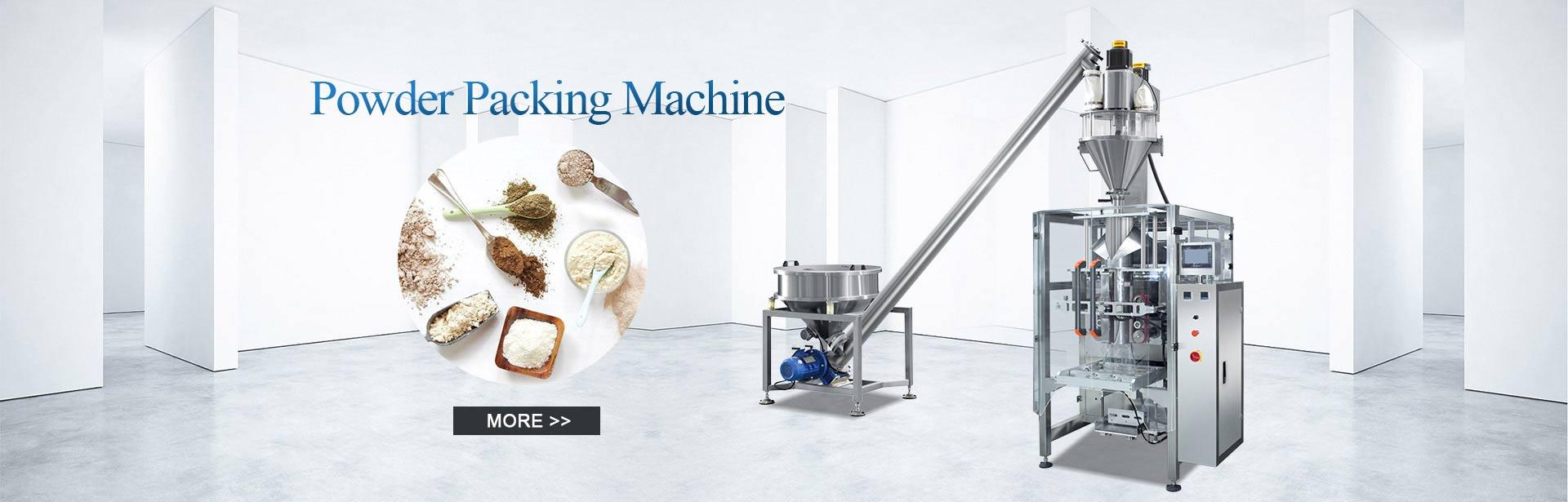 Powder Packing Machine
