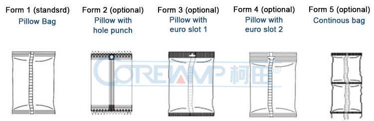 Rotary Pillow Packing Machine(Upgraded)