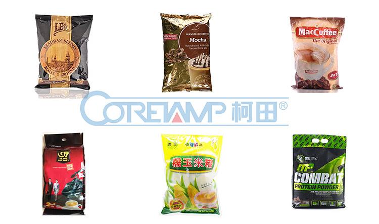 Powder Automatic Packaging Machine LD-420D/520D/720D