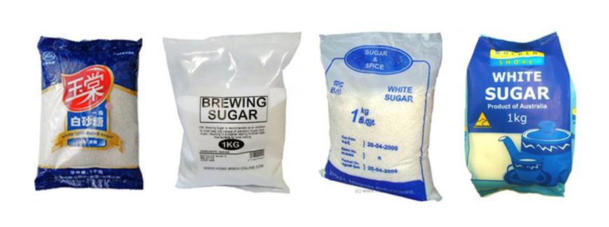 100g to 1kg Sugar Packing Machine