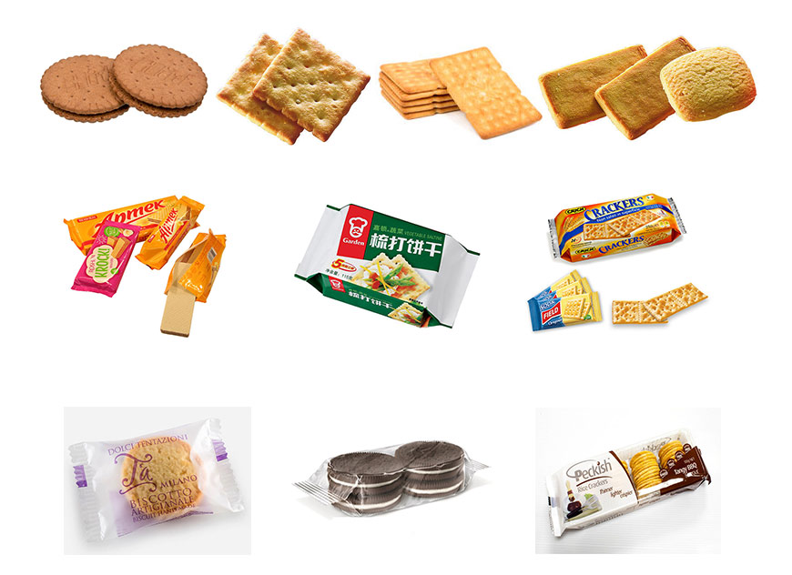 Biscuit And Cookie Packaging Line