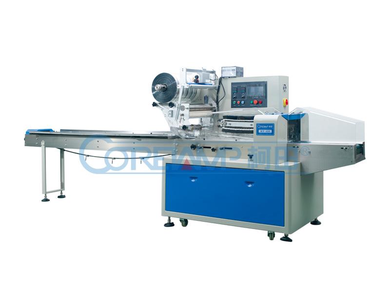 Rotary Pillow Packaging Machine KT-350B/D KT-400/450/600/700