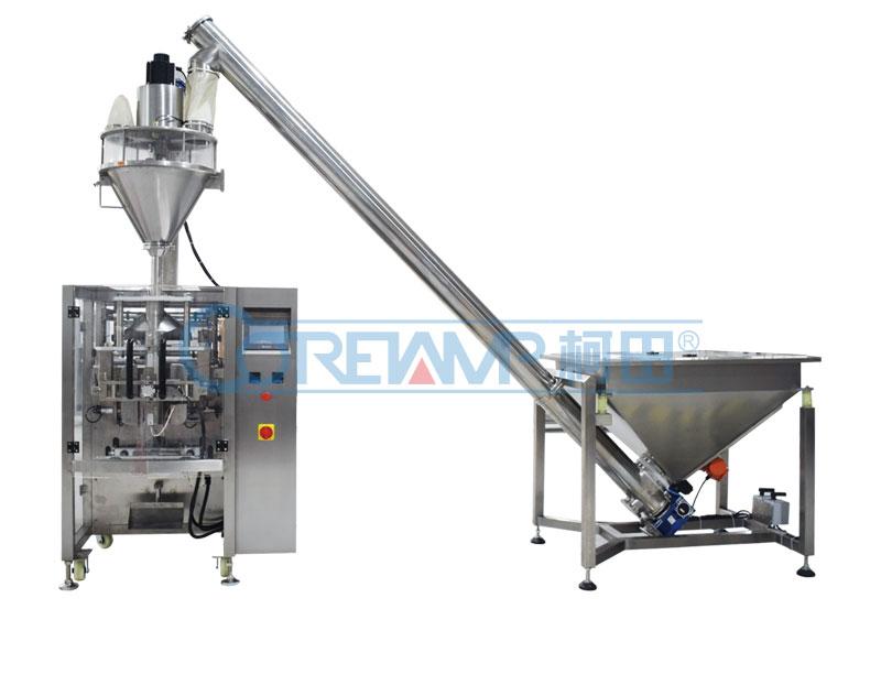 Auger & Screw Conveyor Powder Packaging Machine LD-420D/520D/720D