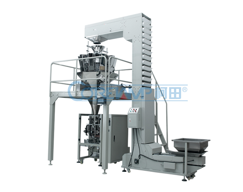 Fully Automatic Grain Packaging Machines Combined With Computer Combination Weigher LD-420A/LD-520A