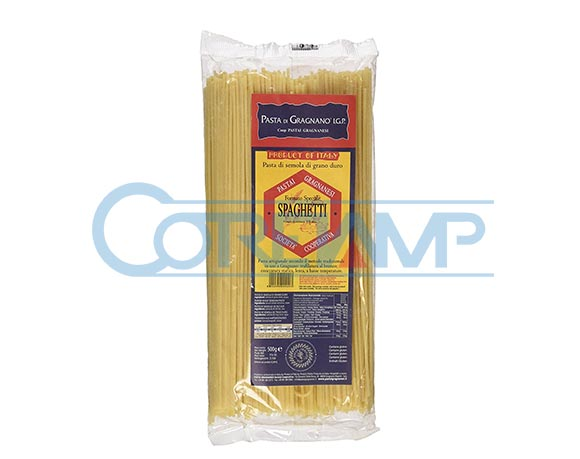 Spaghetti packaging