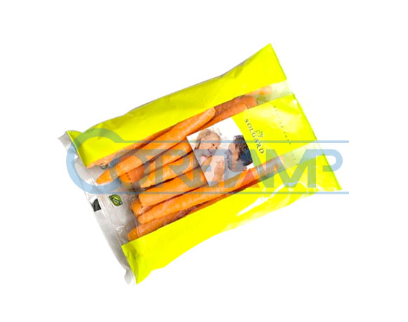 Carrot packaging
