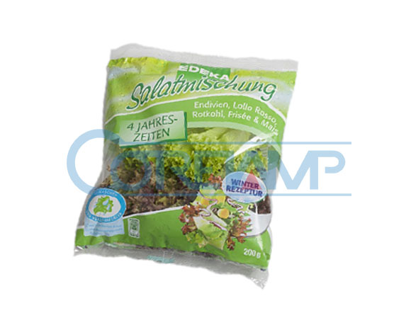 Lettuce packaging