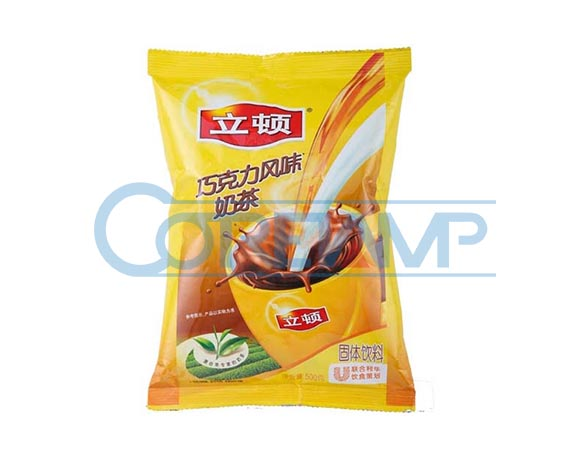 Milk powder packaging