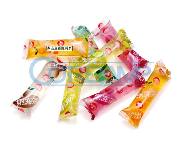 Liquid ice lolly packaging