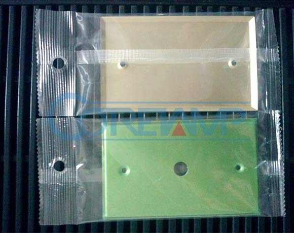 Mobile phone shell packaging