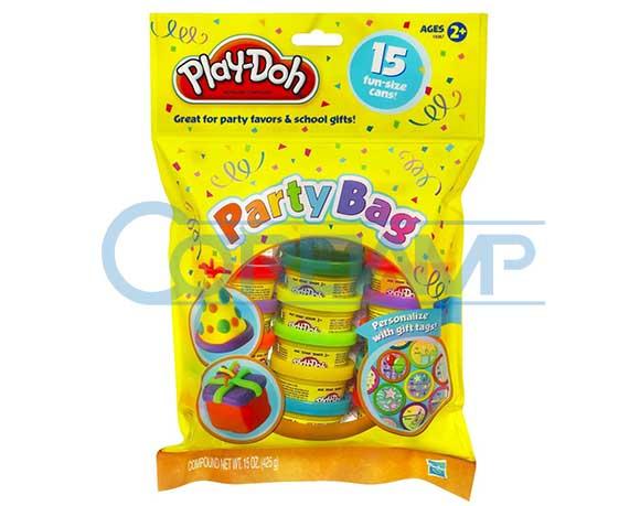 Plasticine packaging