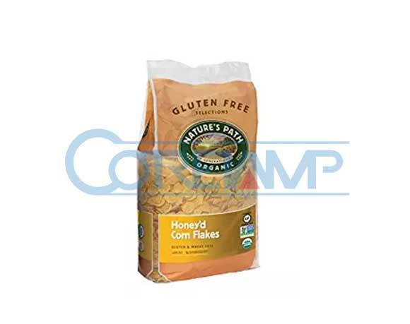 Corn flakes packaging