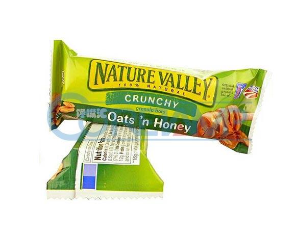 Granola bar/energy bar packaging