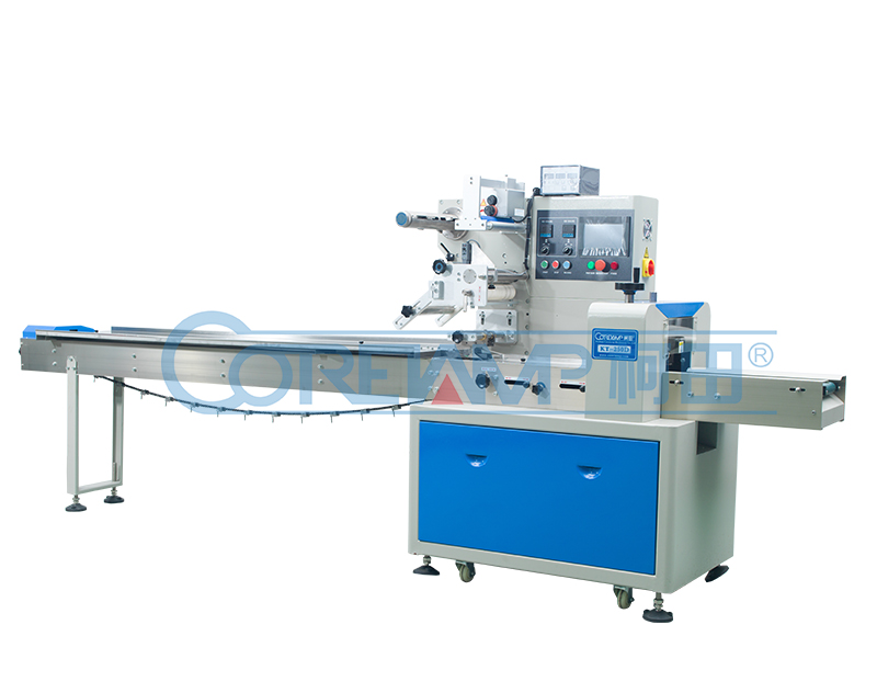 Rotary Pillow Packaging Machine KT-250B/D KT-250E/S KT-320B/D