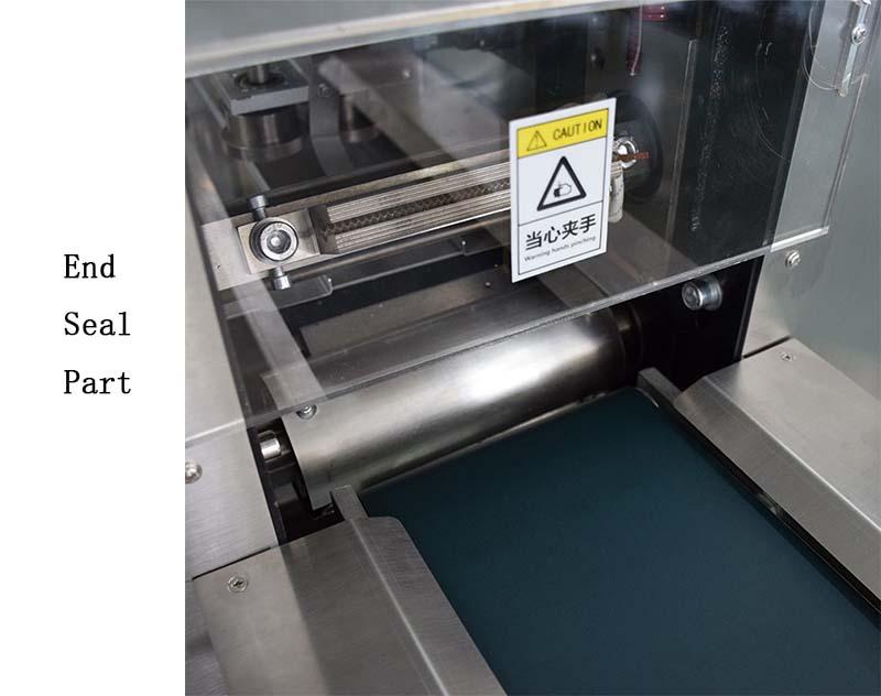 Down-Paper Pillow Packaging Machine KT-250X/KT-350X/KT-450X/KT-600X/KT-700X