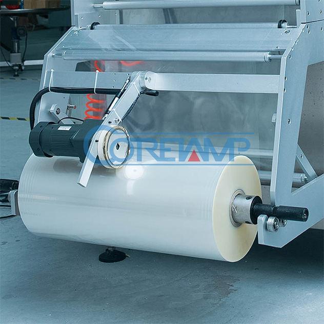 Vertical Vacuum Packing Machine With Multihead Weigher