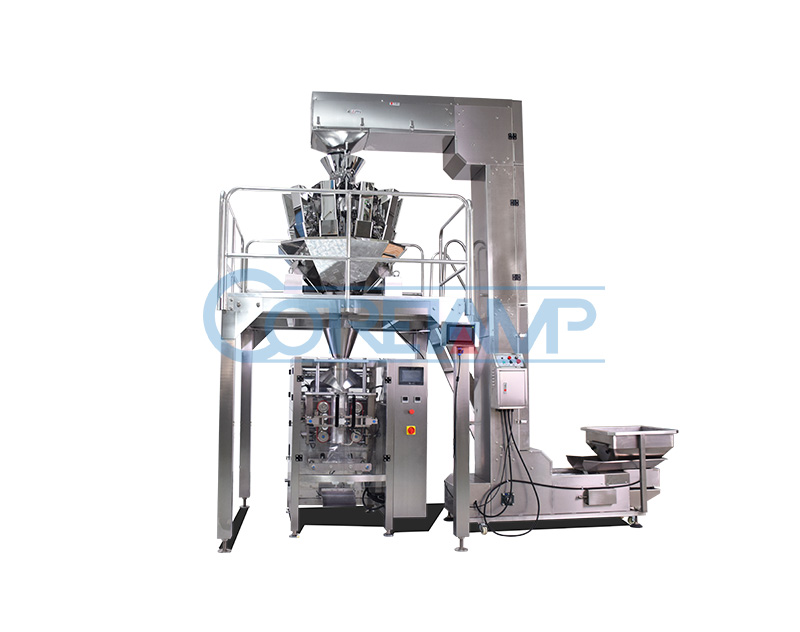 Multihead Weigher Granule Packaging Machines LD-420A/LD-520A