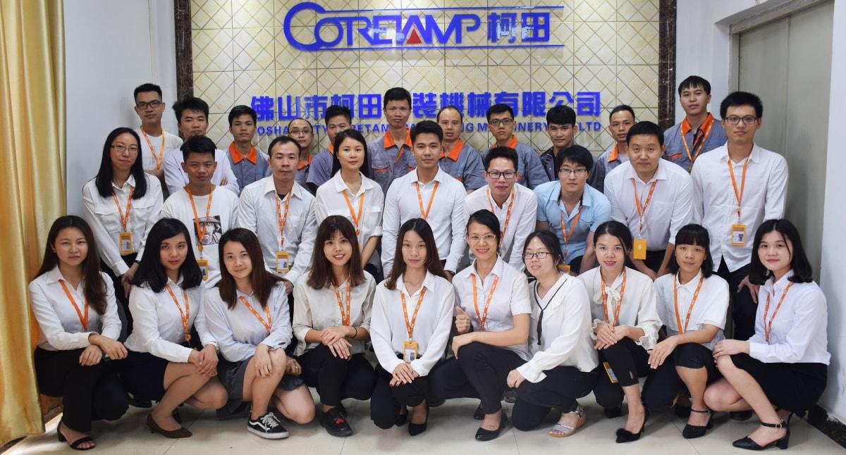Coretamp Team