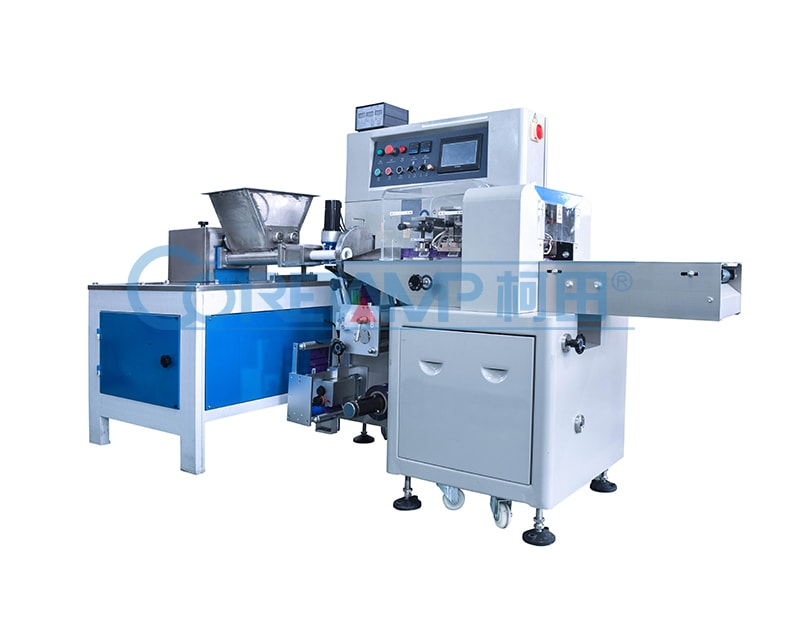 Modelling Clay Packing Machine