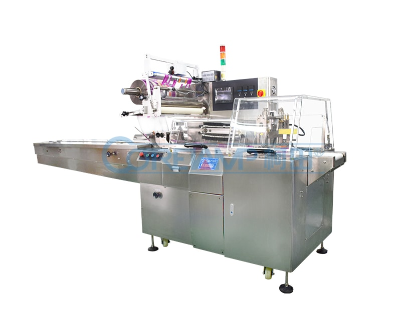 Reciprocating Pillow Packing Machine