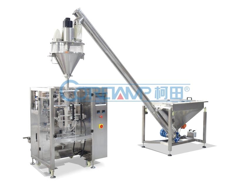Automatic Powder Packaging Machine ZV-420D/520D/720D