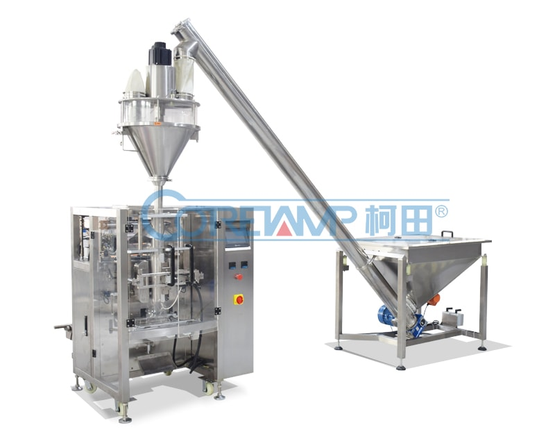 Automatic Powder Packaging Machine ZV-420D/520D/720D