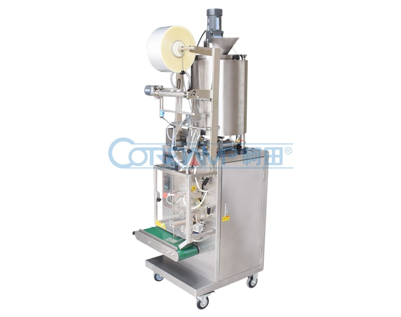 3/4 Side Seal Liquid Packaging Machine ZV-240L