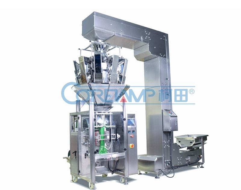 Multihead Weigher Granule Packaging Machine