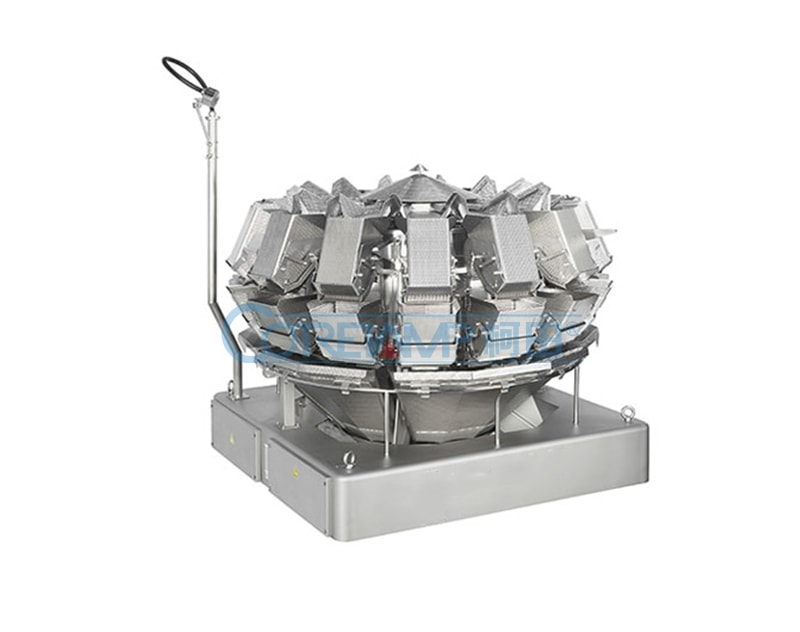 Gentle Slope Weighers For Fragile Materials