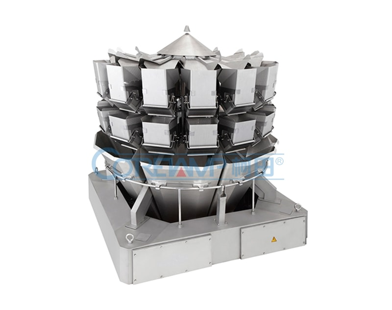 Large Volume Weighers For Bulk