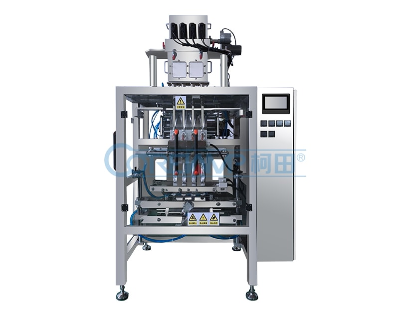 Multi Lane Powder Packing Machine