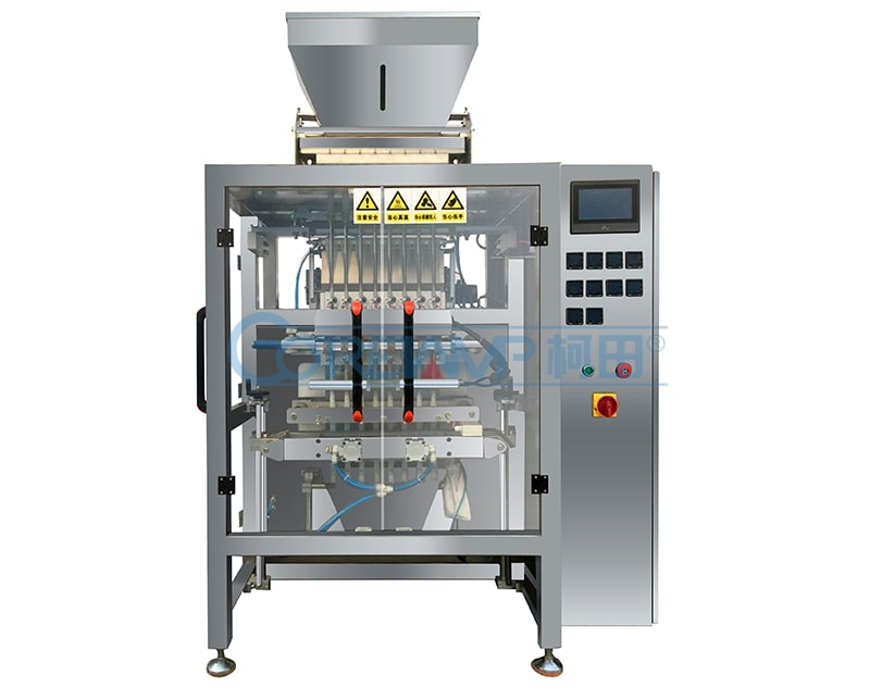 Multi Lane Grain Packing Machine