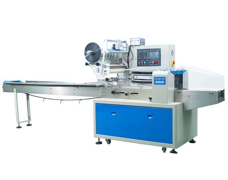 Horizontal Flow Wrap Packaging Machine KT-350B/D KT-400/450/600/700