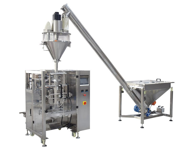 50g~5kg Automatic Powder Bag Packaging Machine ZV-420D/520D/720D