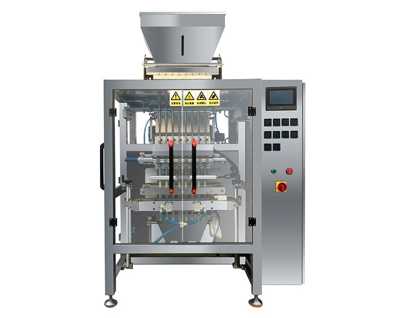Multi Line Grain Stick Packing Machine