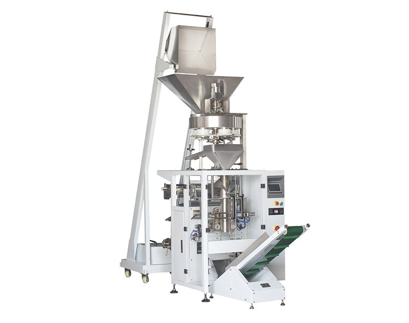 Volumetric Cup Filling Packaging Machine ZV-420C/520C/720C