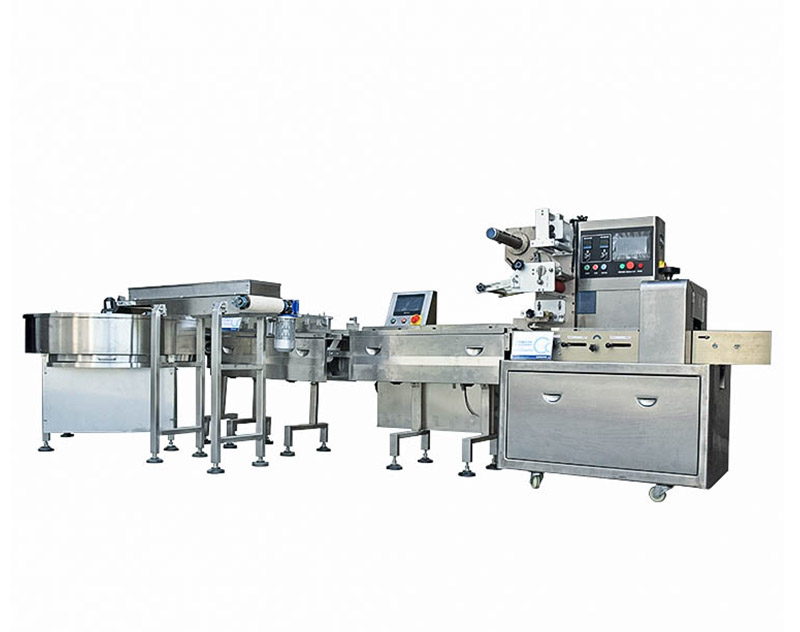 High-Speed Vibration Feeding Packing Machine