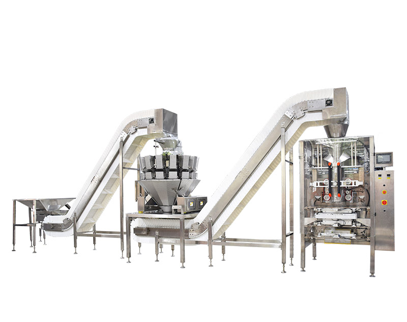 Salad Vegetable Packaging Machine