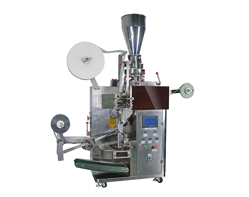 Double Chamber Small Tea Bag Packing Machine