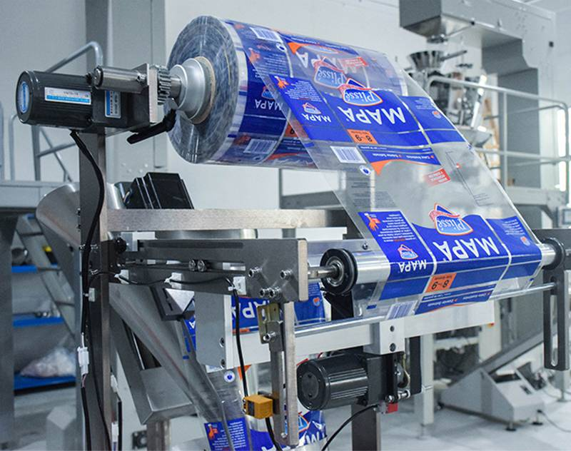 Automatic Sachet Powder Packaging Machine ZV-320D