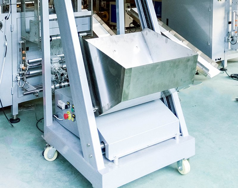 Full Automatic Packaging Machine Combined With Volumetric Cup ZV-420C/520C/720C