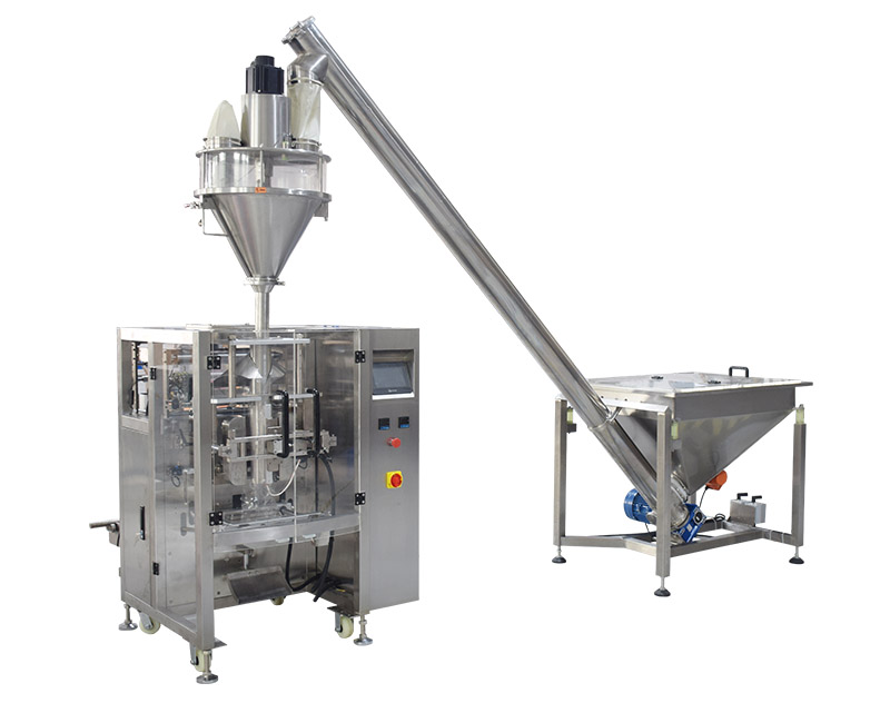 Auger Filling Packing Machine for Powder