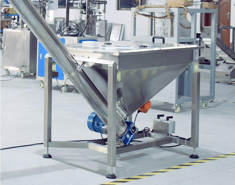 Automatic Powder Bag Filling Packing Machine