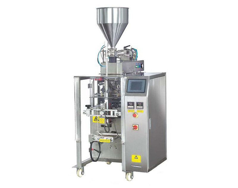 Fully Automatic Liquid Packaging Machine ZV-520L