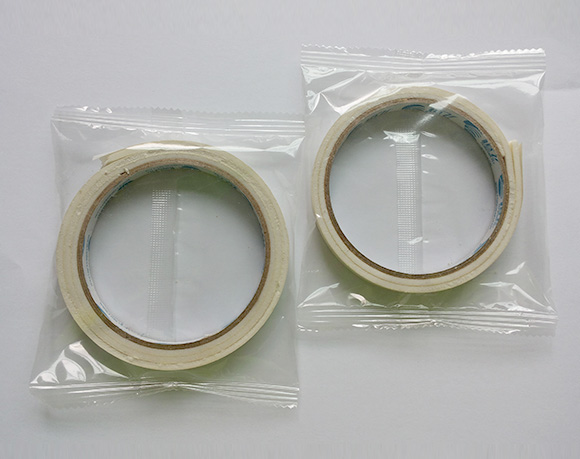 Tape packaging