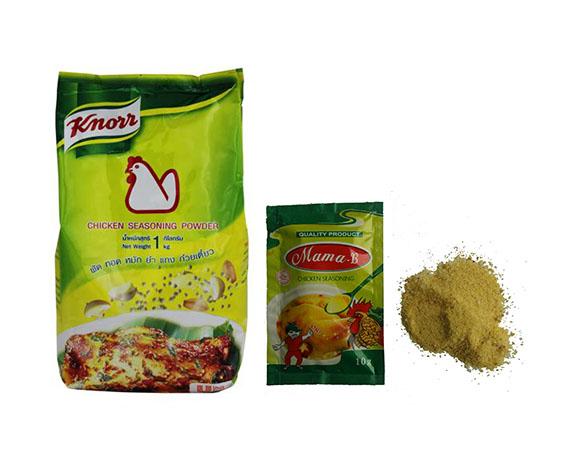 Chicken powder packaging