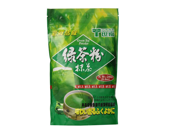 Tea powder packaging