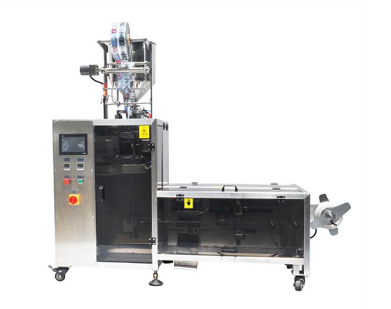 Irregular Shaped Sachet Packaging Machine for Liquid