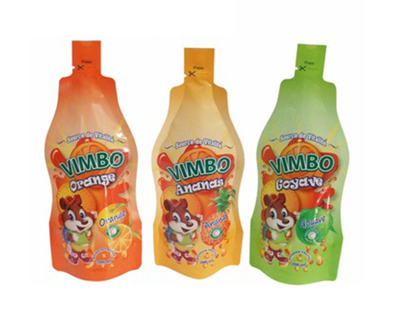 Fruits juice packaging