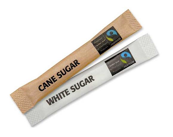 Sugar stick packaging